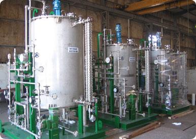 Chemical Dosing Skid Pumping Skid Valve Skid Prs